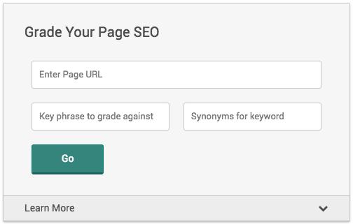 How To Write SEO Friendly Blog Posts SEO Grader Tool