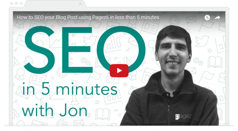 How to Increase SEO Ranking in Google blog post optimization Pagezii